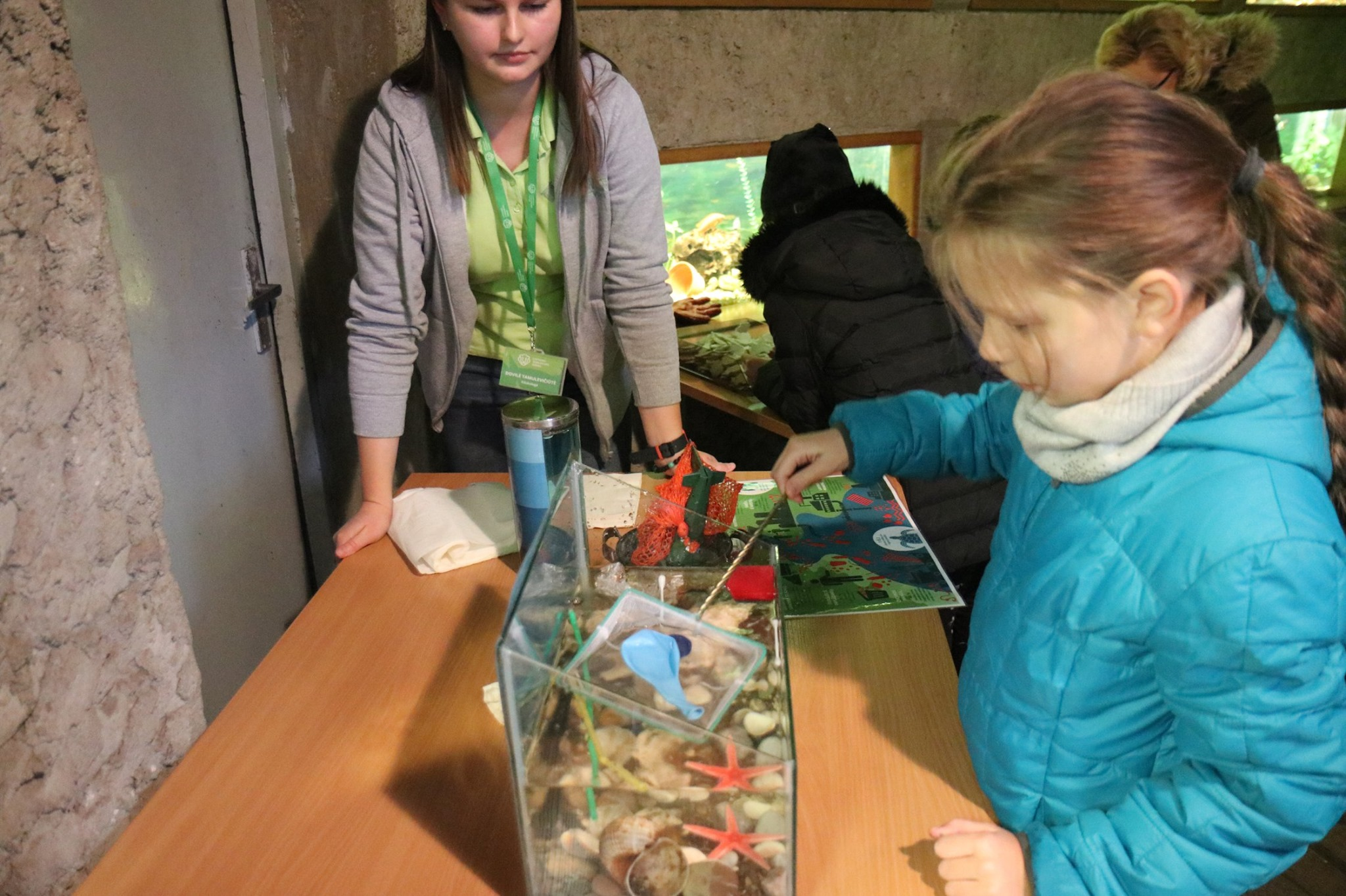 Marine Pollution Education